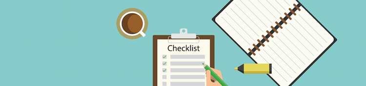 Office cleaning checklist from Twinkle Clean