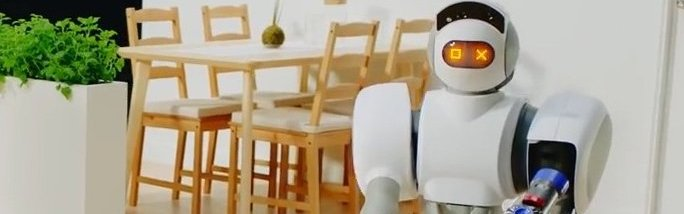 Future Tech: Kitchen Assistance Robots
