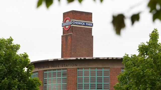 Chiswick Park Tube - Cleaners Chiswick